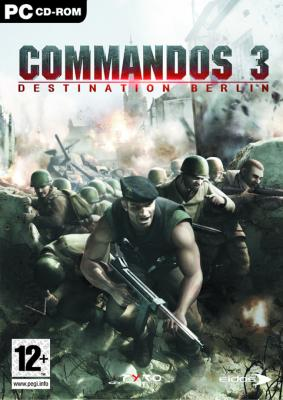 Commandos 3: Destination Berlin til PC