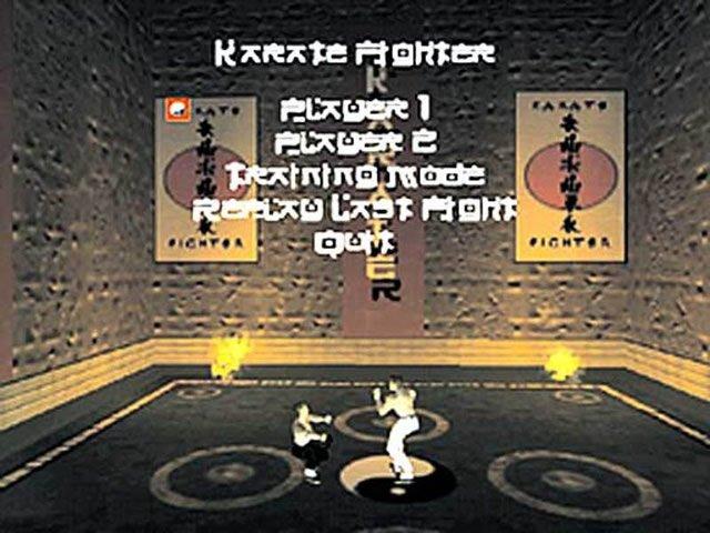 Karate 3D til PC