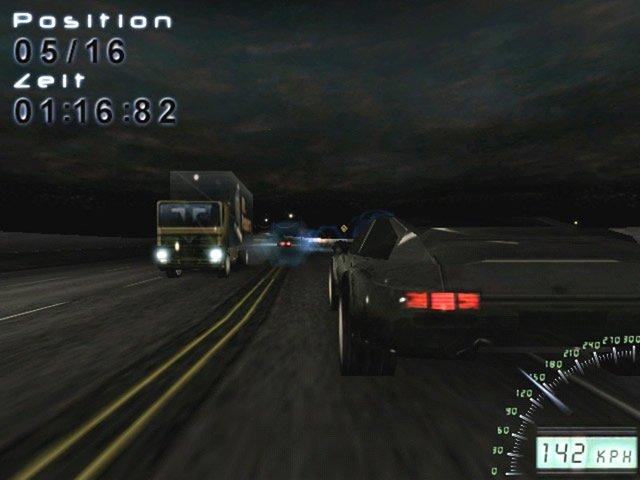 Midnight Racing til PC