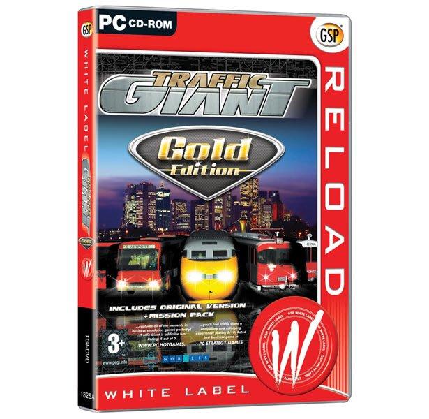 Traffic Giant Gold Edition til PC - Nedlastbart