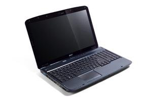 Acer Aspire 5738ZG T4300 ATI 4650
