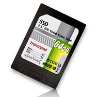 Transcend Solid State Disk 64GB MLC