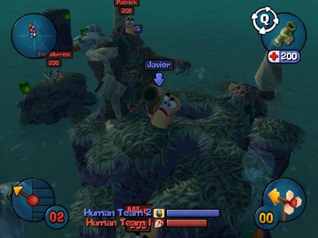 Worms 3D til PC