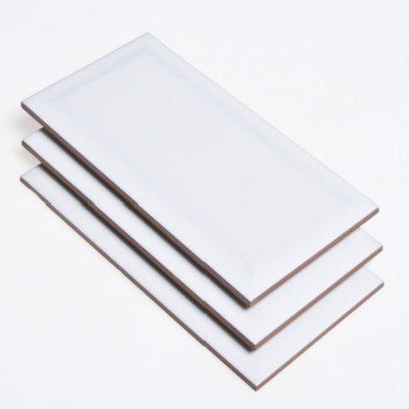 Biselado Blanco 10x20