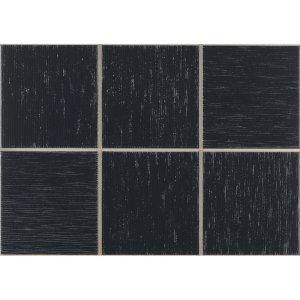 Hoxton Tesela Negro 23.5x33