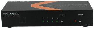 Atlona 4x2 HDMI Switch/Splitter (HDMI 1.3)