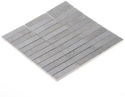 Elios Ceramica 0200 Earth Mosaic Bianco 2,5x10