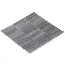 Elios Ceramica 0275 Earth Mosaic Grigio 2.5X10