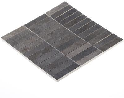 Elios Ceramica 0285 Earth Mosaic Antracite 2.5X10