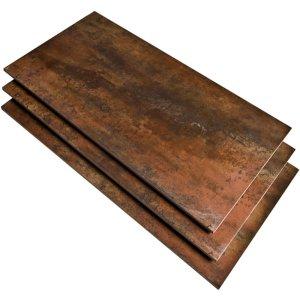 Metalic rust 60802 30X60