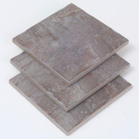 Elios Ceramica 4585 Pietra Carbonara Antracite 15x15
