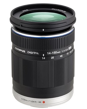 Olympus M.Zuiko Digital ED 14-150mm 1:4.0-5.6