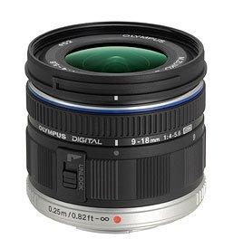 Olympus M.Zuiko Digital ED 9-18mm f/4 - 5.6