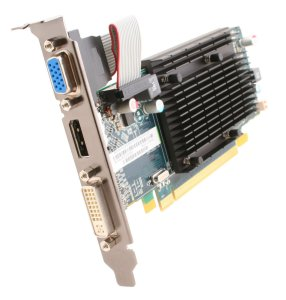 Sapphire Radeon HD 5450 512 MB DDR3 HDMI