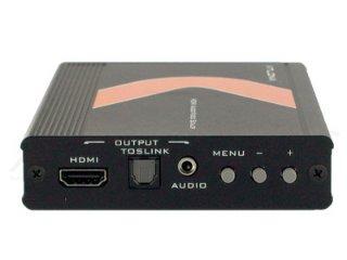 Atlona HDMI/DVI skalerer med analog/digital lyd