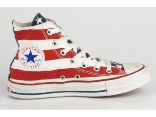 Converse All Star Stars & Bars Hi