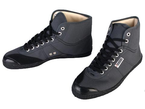 Kawasaki Low Boots