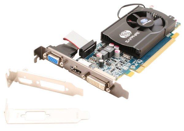 Sapphire Radeon HD 5570 1 GB HDMI