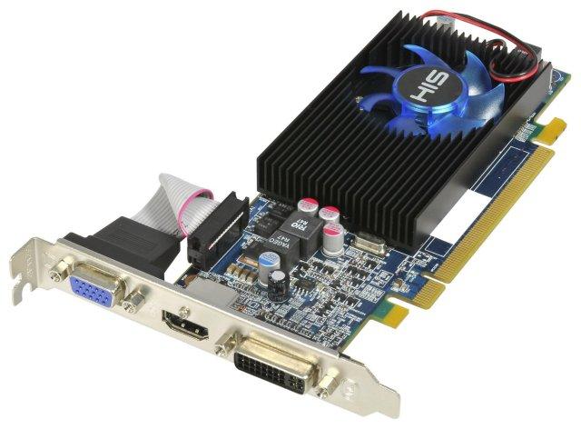 HIS Radeon HD 5570 1 GB