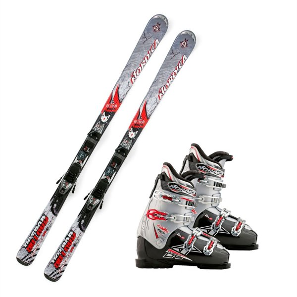 Nordica Alpinpakke Hot rod ign