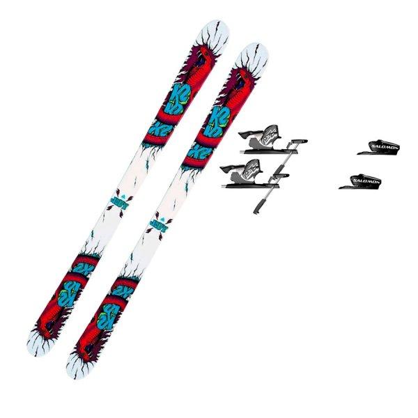 K2 Twintipsett