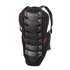 Pro Tec IPS Back Pad Ryggebskytter
