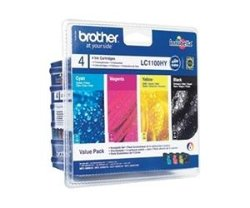 Brother LC-1100HY Valuepack