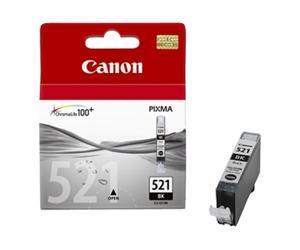 Canon CLI-521Bk Foto Svart (Erstatter)