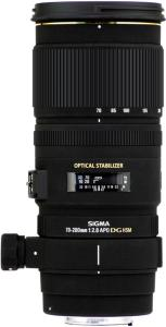 Sigma APO 70-200mm F2.8 EX DG OS HSM for Nikon