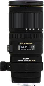 Sigma APO 70-200mm F2.8 EX DG OS HSM for Nikon