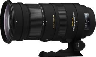 Sigma APO 50-500mm F4.5-6.3 DG OS HSM for Canon