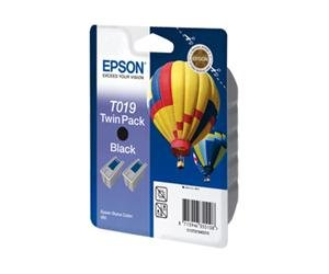 Epson T019 Twin Pack