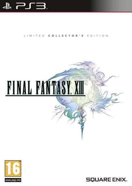 Final Fantasy XIII (Collector's Edition) til PlayStation 3