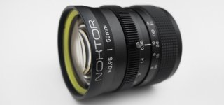 Noktor HyperPrime 50mm f/0.95