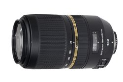 Tamron SP 70-300 mm F/4-5.6 Di VC USD for Canon