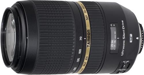 Tamron SP 70-300 mm F/4-5.6 Di USD for Sony