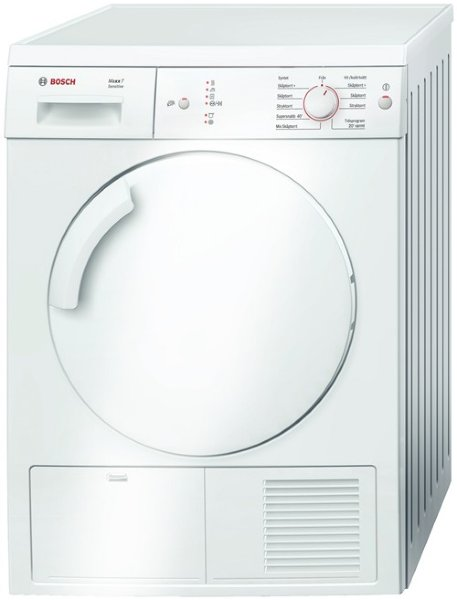 Bosch WTE84102SN