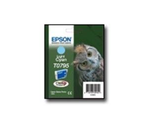 Epson T0795 Lys Cyan