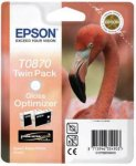Epson T0870 Twin Pack