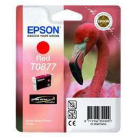 Epson T0877 Rød