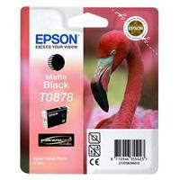 Epson T0878 Matt Svart
