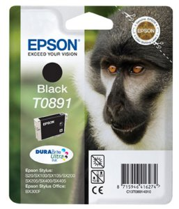 Epson T0891 Svart