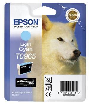 Epson T0965 Lys Cyan