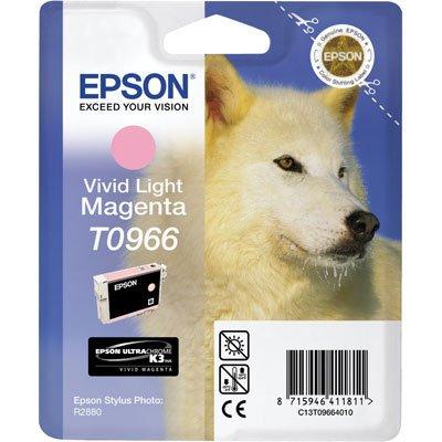 Epson T0966 Lys Magenta