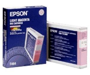 Epson T464 Lys Magenta