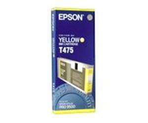 Epson T475 Gul
