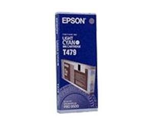 Epson T479 Lys Cyan