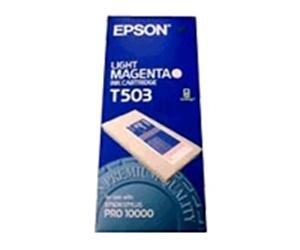 Epson T503 Lys Magenta