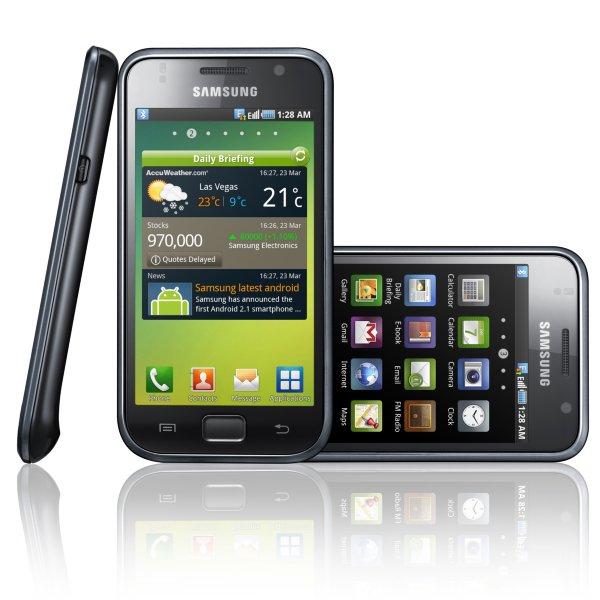 Samsung Galaxy S med abonnement