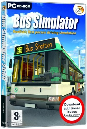Bus Simulator 2008 til PC